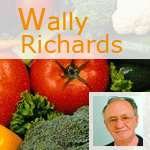 Some gardening tips – Wally Richards