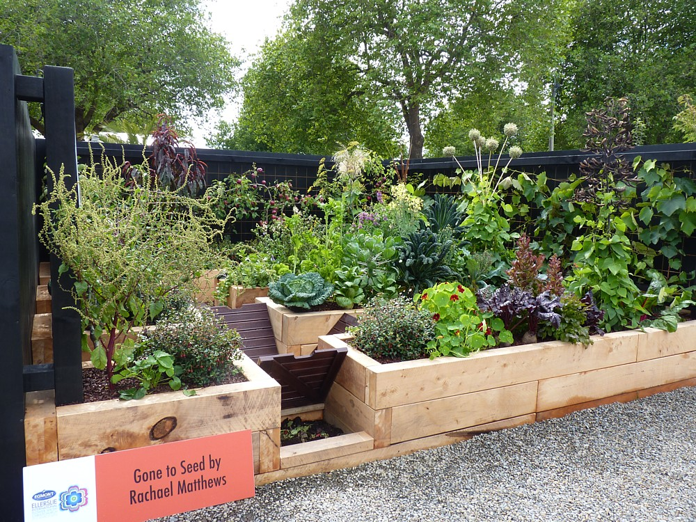 wellington landscape design sustainable vegetable designer