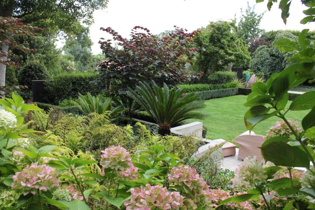 Leading garden designers to showcase work in november for Small garden designs nz