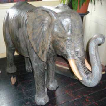 Nellie Elephant 1.1m tall by Country Village