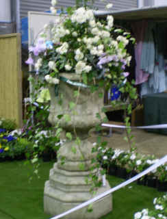 Planted Urn by Country Village