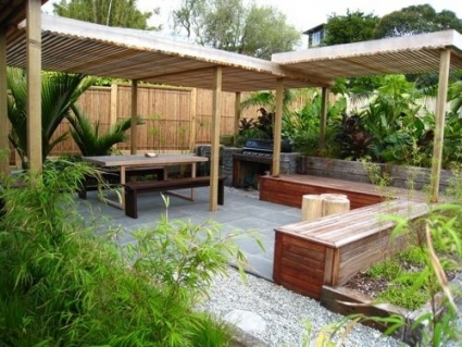 Landscape design showcase supplies central nz garden soil for Landscape design christchurch