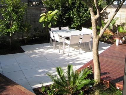 Terrazzo Paving - Paving by Design