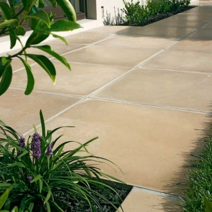 Landscaping courtyard design terrace ideas patios for Outdoor pavers christchurch